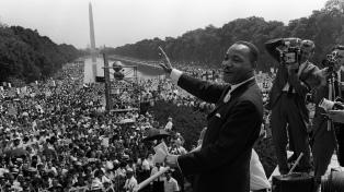 A 50 años del asesinato de Martin Luther King