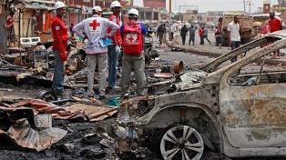 Unos 70 soldados nigerianos muertos en un asalto a una base militar