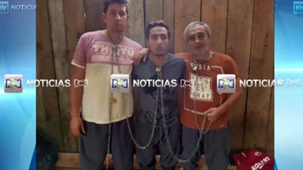 Los tres periodistas ecuatorianos asesinados
