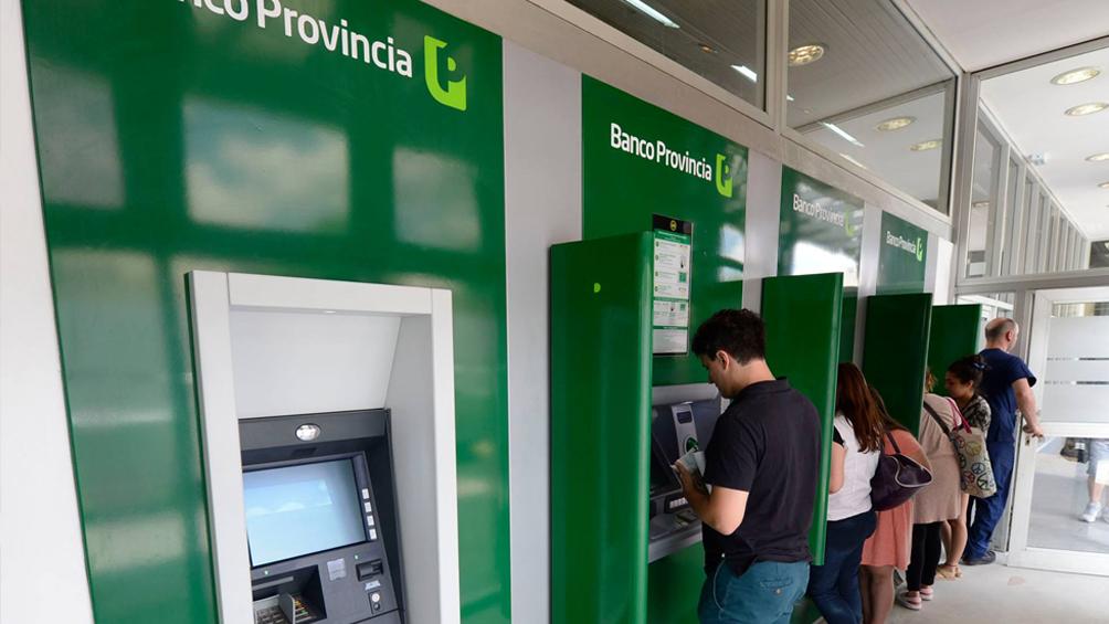 Refuerzan la distribución de billetes para garantizar la recarga de cajeros