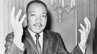 Recuerdan el último mensaje al mundo de Martin Luther King, a 50 años de su muerte