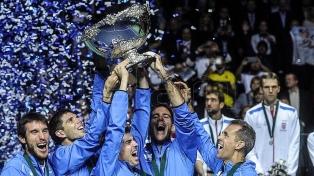 Argentina recibirá a Colombia para regresar al Grupo Mundial 2019