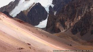 """Presentaron el """"Inventario de glaciares"""", una herramienta que habilitará nuevos escenarios"""
