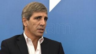 Caputo anunció que el 20 de abril abrirán las primeras ofertas de inversión público privada