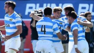 Argentina debutó con una victoria en el Seven de Hong Kong