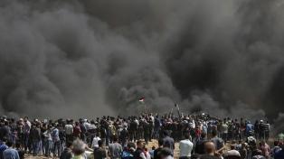 Muere un palestino tras recibir un balazo en la cabeza en Gaza