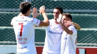 Huracán logró un trabajoso triunfo en San Juan y se ilusiona con la Libertadores