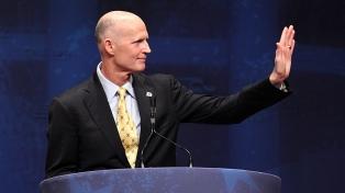 El gobernador de Florida y amigo de Trump será candidato a senador