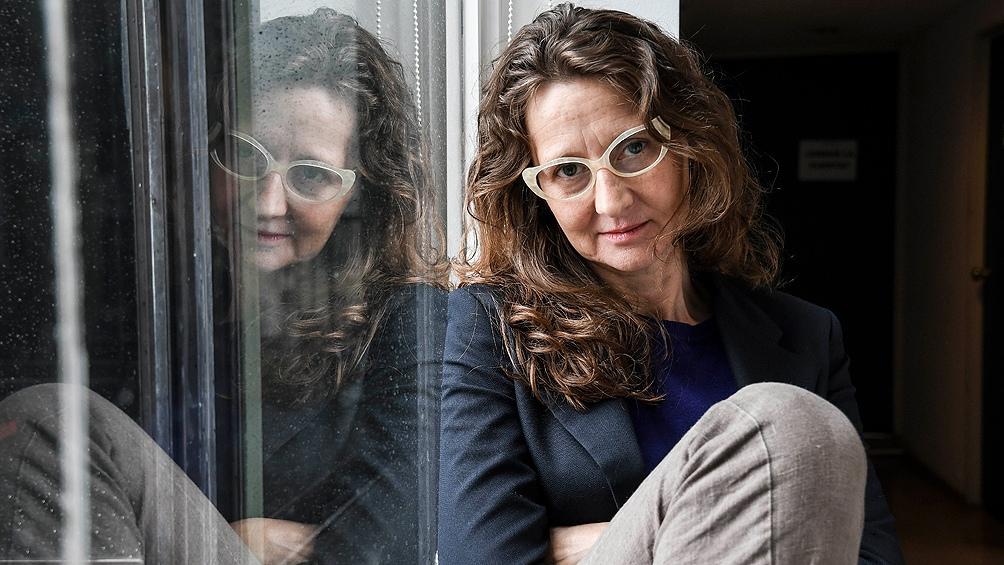 """Martel fue premiada en Locarno por su documental político """"Chocobar""""."""