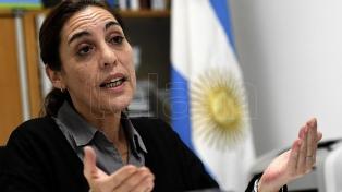"""Carla Carrizo: """"No me gusta que la derecha esté cerca de Juntos por el Cambio"""""""