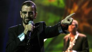 Ringo Starr celebrará su cumpleaños con un concierto benéfico