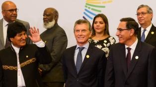 Macri destacó el compromiso de los mandatarios en la lucha contra la corrupción