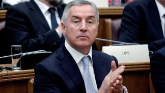 Milo Dukanovic, presidente de Montenegro