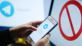 Prohíben compartir fotos y videos por Telegram y se encaminan a bloquearla