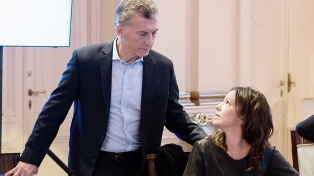 Macri encabeza una reunión de seguimiento de gestión del Ministerio de Salud y Desarrollo Social