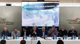 Se presentó el Rally Mundial Argentina 2018 en Carlos Paz