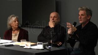 Una charla sobre la obra de Juan José Saer, desde las lecturas de Sarlo, Pauls y Carrera