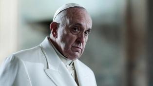 El papa Francisco pide el fin de la violencia en Nicaragua