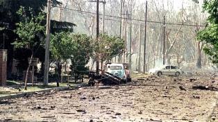 Río Tercero: marcharon a 23 años de la explosión y el juez envió a juicio a Menem