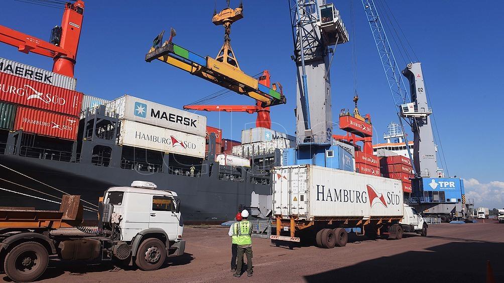 El superávit comercial acumulado en 2021 alcanzó los US$ 150 millones