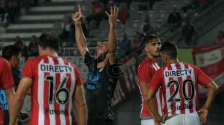 Belgrano superó, de visitante, a Estudiantes