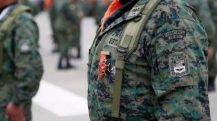 Militares toman provincia vecina con Colombia para dispersar protestas
