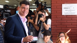 Liberan al opositor Efraín Alegre tras 20 días de prisión