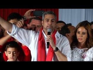 Abdo Benítez ganó con la menor diferencia desde 1989 y lo espera un Senado complicado