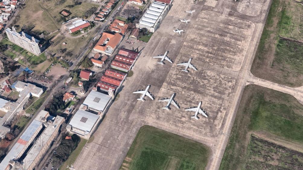 El aeropuerto de El Palomar seguirá operando