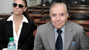 Confirman la pena a 4 años y medio para Menem y de 3 años y medio para Cavallo