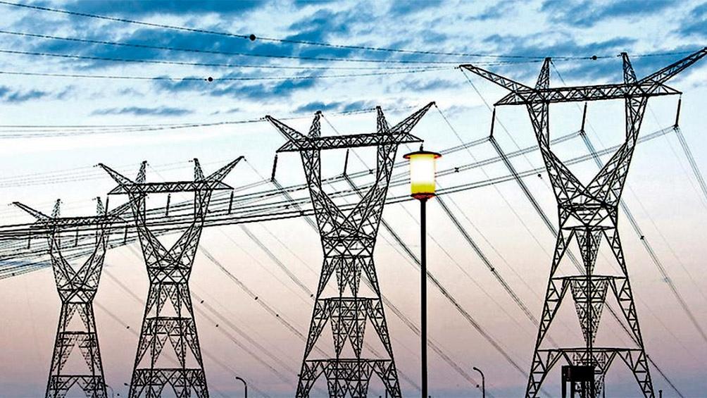 El consumo de electricidad tuvo una baja del 3,9%