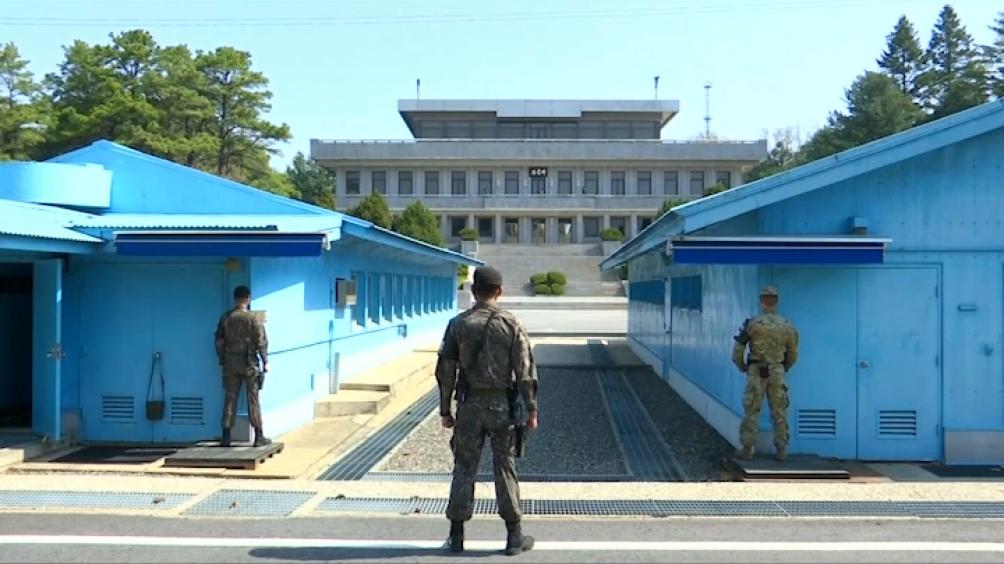 Las dos Coreas restauraron las comunicaciones transfronterizas.