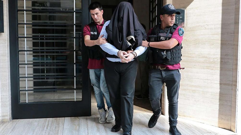 Blaksley y el resto de los acusados fueron enviados a juicio en julio del año pasado.