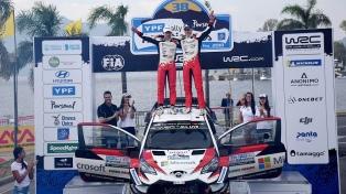 El Rally de Córdoba pone primera con la mirada puesta en el campeonato