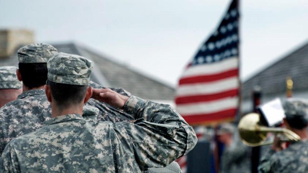 EEUU llegó a tener 100.000 soldados en Afganistán