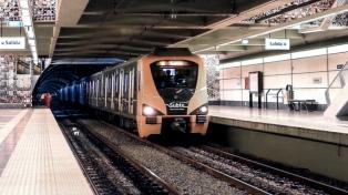 Los Metrodelegados levantaron molinetes en la línea H y Metrovías denunció agresiones