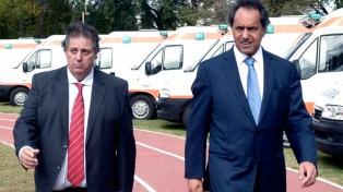 """Scioli rechazó las acusaciones de corrupción: """"Nunca recibí dádivas"""""""