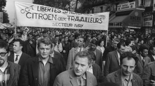 Los argentinos que fueron parte de los estudiantes en París