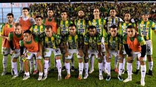 Aldosivi venció a Almagro y logró el ascenso a la Superliga