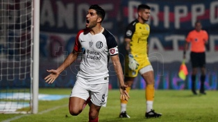 San Lorenzo ganó y se clasificó a la Libertadores 2019