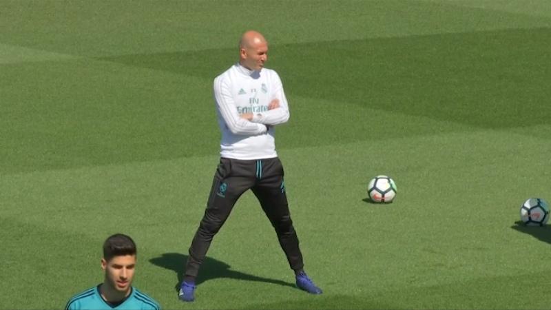 Zidane tiene coronavirus y no dirigirá a Real Madrid en los próximos partidos