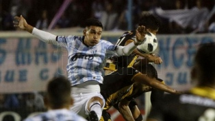 Atlético Tucumán empató con Olimpo