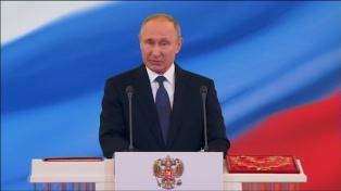 """El Kremlin celebra el triunfo del """"Sí"""" en el referendo constitucional"""