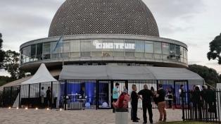 Realizarán talleres sobre ciencia y técnica espacial en el Planetario
