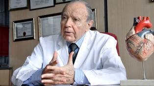 Distinguirán como personalidad destacada de las Ciencias Médicas a Domingo Liotta