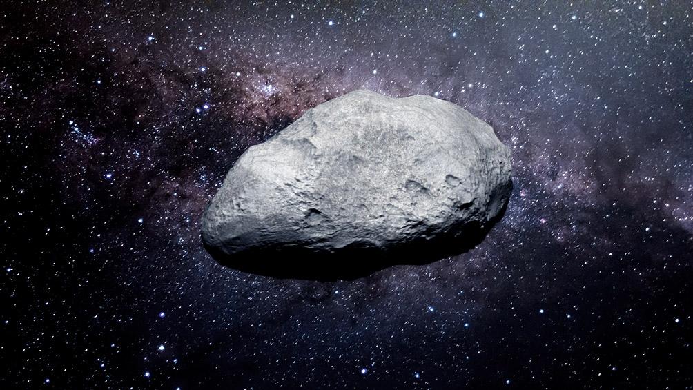 La sonda Osiris-Rex entró en contacto con el asteroide Bennu