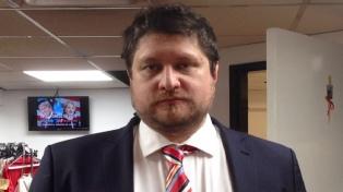 El periodista Nicolás Wiñazki fue agredido a la salida del Congreso