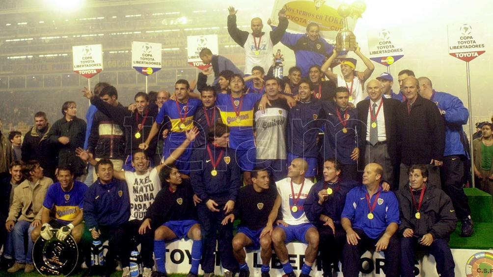 Boca es el 12do mejor equipo de lo que va del siglo XXI y Barcelona el número uno