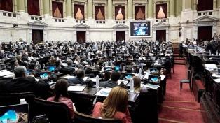 """""""Massismo"""" y peronismo acompañaron a Cambiemos en la sanción del proyecto sobre financiamiento"""