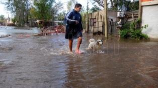 El gobierno nacional trabajará junto a La Plata para reducir riesgo de inundaciones